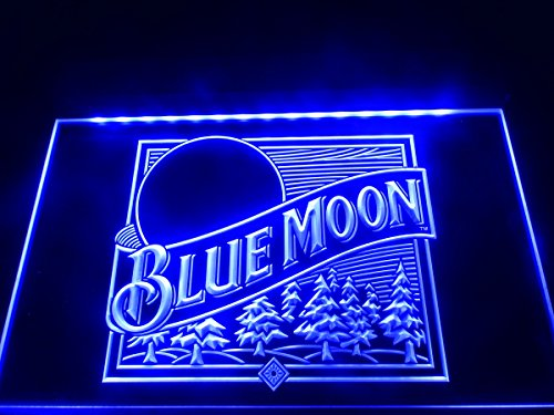 Blue Moon Beer Bar Logo product image