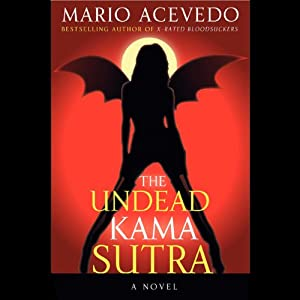 The Undead Kama Sutra Audiobook