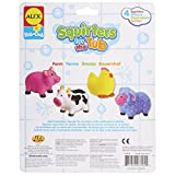 ALEX Toys Rub a Dub Bath Squirters Farm