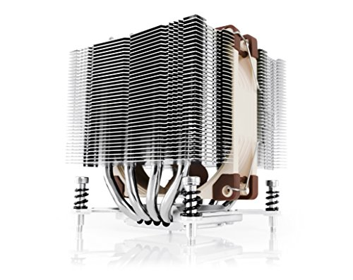 Noctua NH-D9DX i4 3U, Premium CPU Cooler for Intel LGA2011 (Square & Narrow ILM), LGA1356 and LGA1366 (Brown)