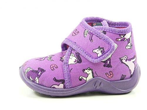 937b5307343b8d Rohde 2101 Kiddie Baby Schuhe Kinder Hausschuhe Jungen Mädchen Grün ...