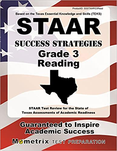 Amazoncom Staar Success Strategies Grade 3 Reading Study Guide