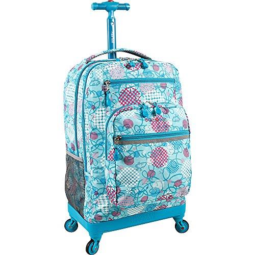 j-world-new-york-sundance-spinnger-laptop-rolling-backpack-dandelion