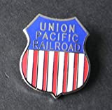 Pin for Jackets - Union Pacific Railway Railroad Company Lapel PIN Badge 1 inch - Accessories for Men and Women