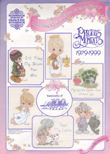 Precious Moments 1979-1999 - Cross Stitch