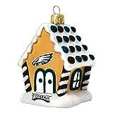 NFL Philadelphia Eagles Gingerbread House Ornament
