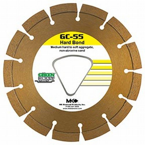 MK Diamond Early Entry Diamond Blade 6 3/8