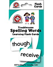 Flashcards - Troublesome Spelling Words