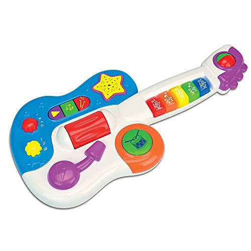 The Learning Journey Little Rock Star Guitar ()