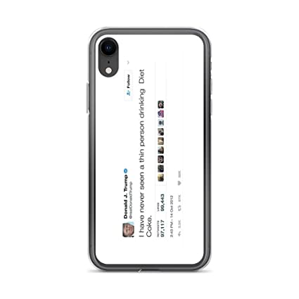 Amazon com: iPhone 6/6s Pure Clear Case Cases Cover Trump