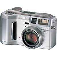 Minolta Dimage S404 4MP Digital Camera with 4x Optical Zoom Explained Review Image