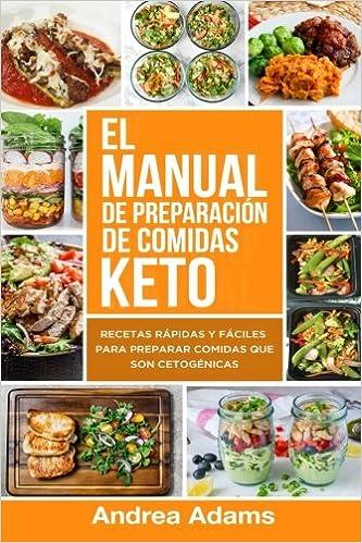 El Manual De Preparación De Comidas Keto In Spanishen