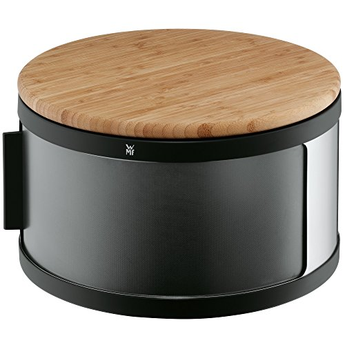 (WMF Bread Box with Cutting Board)