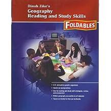 Dinah Zike's Geography Reading and Study Skills Foldables (Glencoe Social Studies)