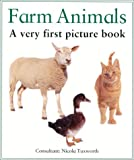 Farm Animals, Lorenz Books Staff and Nicola Tuxworth, 0754800628