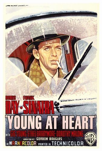 Young at Heart POSTER Movie (27 x 40 Inches - 69cm x 102cm) (1954)