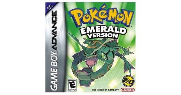 Pokémon Emerald (Game Boy Advance) [Game Boy Advance ...