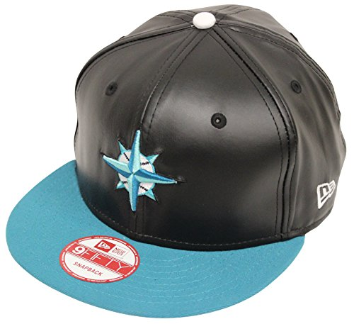 New Era 9Fifty Seattle Mariners Navigational Star - Snapback Exclusive Caps