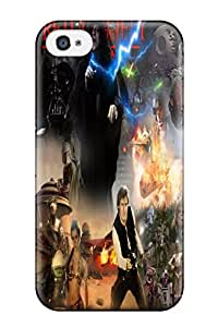 Premium DwXXMqk10653BHfGT Case With Scratch-resistant/ Star Wars Return Jedi Case Cover For Iphone 4/4s