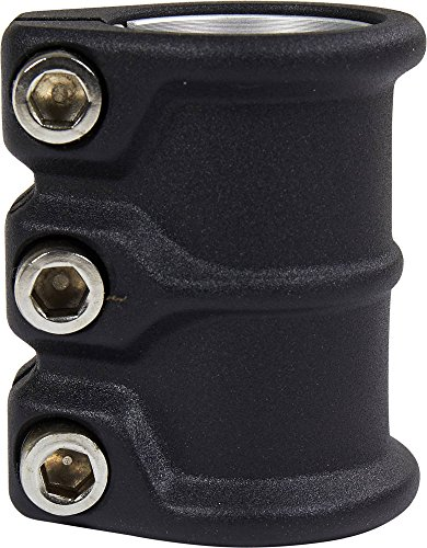 District HT-Series Triple Pro Scooter Clamp (Black)
