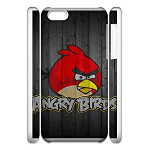 iPhone 5c 3D Cases Cell Phone Case Cover Angry Birds 5R58R3517192