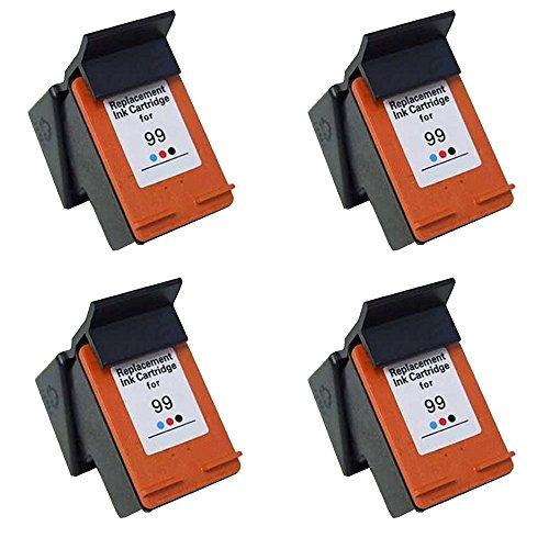 99 C9369wn Photo Cartridges - Lic-Store Compatible Ink Cartridges For HP 99 C9369WN Photo Color Ink Cartridge for DesignJet 5940, DeskJet 460, 5420, 6840, D4155, OfficeJet 100, 6210, K7100, PSC 1507, 1610, PhotoSmart 2575, C3150,