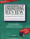 Fundamentals of Engineering Review : The Most Effective FE/EIT Review, Potter, Merle C., 188101844X