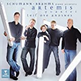 Schumann, Brahms: Piano Quintets