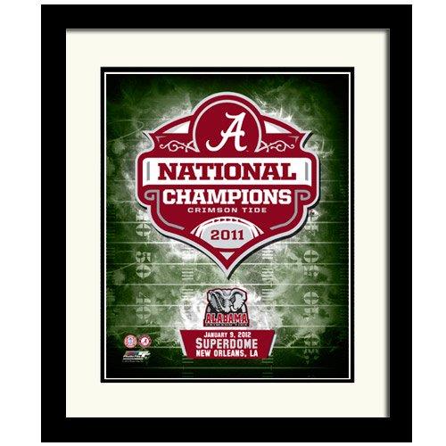Football Champions Bcs - NCAA Alabama Crimson Tide 2011 BCS National Champions 8