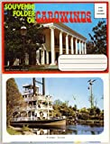 "Carowinds Amusement Park ""thrill capital of the Southeast"" (Charlotte North Carolina) (1970's Souvenir Postcard Folder) offers"