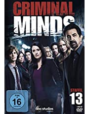 Criminal Minds - Staffel 13 [5 DVDs]