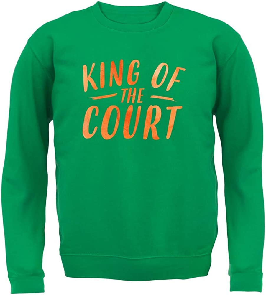 8 Colours King of The Court Kids Jumper