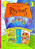 img - for First Rhymes: A Day of Rhymes With a Different Twist book / textbook / text book