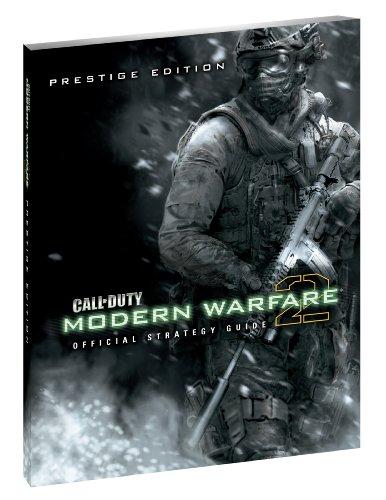Call of Duty: Modern Warfare 2 Prestige Edition Strategy Guide (Call Of Duty Modern Warfare 2 Prestige)