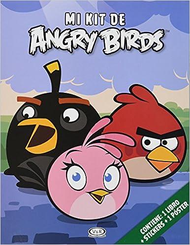 ANGRY BIRDS MI KIT
