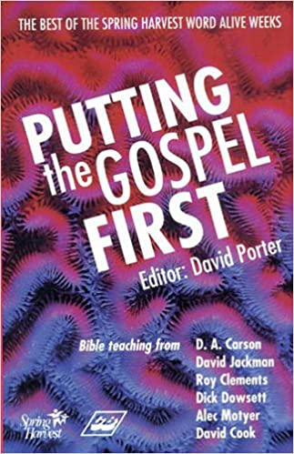 Book Putting the Gospel First