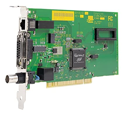 DRIVERS FOR 3COM ETHERLINK XL COMBO ETHERNET NIC (3C900-COMBO)