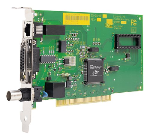 3Com EtherLink 10 PCI Combo Network Interface Card 3C900B-COMBO Drivers for Mac