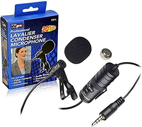 Camcorders and Pro Video Cameras Panasonic PV-GS70 Camcorder External Microphone XM-AD2 Dual Channel XLR-Mini Audio Adapter for DSLR/'s with SDC-26 Case