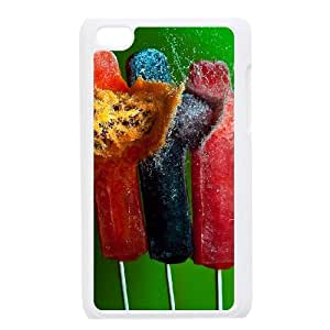 Ice Cream Customized Cover Case for Ipod Touch 4,custom phone case ygtg628065