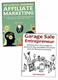 Successful Business Ideas to Implement for New Entrepreneurs: Affiliate Marketing & Online Garage Sales