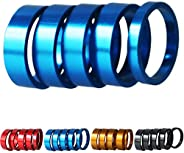 GANOPPER Bicycle Headset Spacer 1-1/8 inch 28.6mm