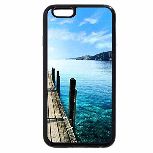 iPhone 6S / iPhone 6 Case (Black) Pier