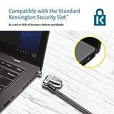 Kensington ClickSafe 2.0 Keyed Cable Lock for