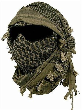 Lot shemagh keffieh cheche US Army - Foulard palestinien + Tour de cou tete  de mort ghost - Airsoft paintball outdoor  Amazon.fr  Sports et Loisirs 9262e4d28f9