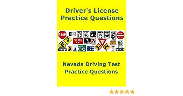 nevada drivers handbook practice test