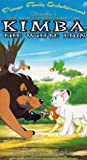 The New Adventures of Kimba The White Lion - Poachers & Puzzles [VHS]