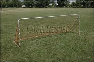 Kwik Goal 20 Kwik Soccer Goal, 6.5 x 18.5-Feet