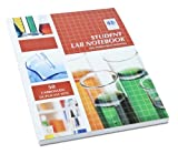 Student Lab Notebook: 50 Top Bound Carbonless Duplicate Sets, Hayden-McNeil, 1930882505