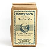 Stoneground Blue Corn Meal by Kenyon's Grist Mill (20 ounce)